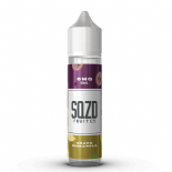 SQZD Fruit Co - Grape Pineapple E-liquid 50ML Shortfill